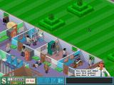 Theme Hospital DOS One of the patients is dead.