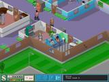 Theme Hospital DOS Toilet.
