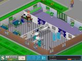 Theme Hospital DOS Surgeons in action.