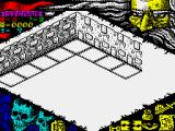 HeroQuest ZX Spectrum Game start