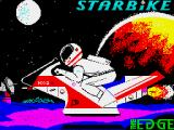Starbike ZX Spectrum One of the best loading screens of the time