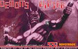 Demon's Winter Atari ST Title screen