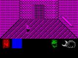 Werewolves of London ZX Spectrum Your jail cell