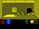 Werewolves of London ZX Spectrum Another scene