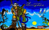 Livingstone II Amiga Title screen.