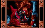 Dragons of Flame Atari ST Screen title #2