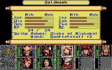Dragons of Flame Atari ST Character stats