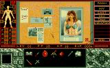 Elvira II: The Jaws of Cerberus Atari ST Something caught my attention