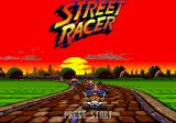 Street Racer Genesis Title screen