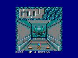 Contra Amstrad CPC There's the exit