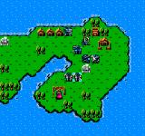 Fire Emblem: Ankoku Ryū to Hikari no Tsurugi NES Move your troops! (Beginning of the game.)