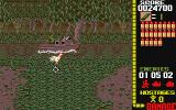 Operation Wolf Atari ST The enemy also use boats.