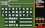 Operation Wolf Atari ST Enter your name. Can you beat this score?
