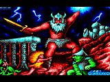 Stormlord Amstrad CPC Title