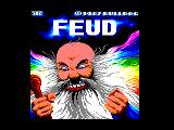 Feud Amstrad CPC Title