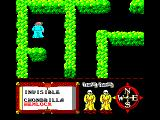 Feud Amstrad CPC If an ingredient of a spell is shown in red text, that means you have obtained it