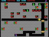 Fruity Frank MSX Dig yourself a path and avoid or destroy all monsters.