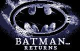 Batman Returns Lynx Title screen