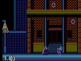 Batman Returns SEGA Master System The bad guy is staggering backwards
