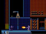 Batman Returns SEGA Master System Watch out for the flame thrower