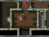Alien Breed: Tower Assault DOS Civilian zone.