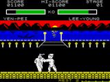 Yie Ar Kung-Fu 2: The Emperor Yie-Gah ZX Spectrum Close quarters combat
