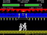 Yie Ar Kung-Fu 2: The Emperor Yie-Gah ZX Spectrum The second bout