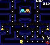 Pac-Man Game Gear Due to the small GG screen, the screen scrolls in standard mode