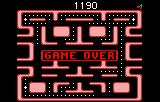 Ms. Pac-Man Lynx Game over