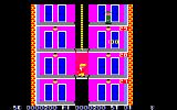 Elevator Action Amstrad CPC 100 points for hitting a thug