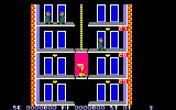 Elevator Action Amstrad CPC Who put the lights out?
