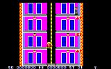 Elevator Action Amstrad CPC Falling down an elevator shaft