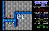 Gauntlet II DOS leaving level 1 - EGA