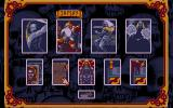 Hero Quest: Return of the Witch Lord Atari ST Creating party