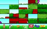 Snoopy's Game Club DOS Snoopy's Animated Puzzle - Put the picture back together (MCGA/VGA)