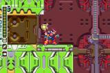Mega Man Zero 4 Game Boy Advance Close to the final showdown...