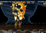 Metal Slug 5 Neo Geo To clear Final Mission, Fio and Eri make a double-shooting attack in the flying demon's skull chest.
