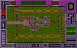 Laser Squad DOS Strategic Map