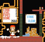 Gorby's Pipeline NES Stage 1 clear