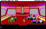 Leisure Suit Larry in the Land of the Lounge Lizards DOS Here's the casino...care to gamble?
