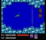Teenage Mutant Ninja Turtles NES Area 2, Hudson, one of the 8 Bombs to defuse.