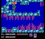 Teenage Mutant Ninja Turtles NES Last of the Eight bombs to defuse. Note watch out for the seaweed