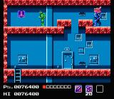 Teenage Mutant Ninja Turtles NES Area 3 - Wall Street. Finding these missiles around the area can blow barricades blocking the turtles path
