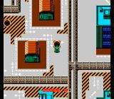 Teenage Mutant Ninja Turtles NES Area 4 - World screen - Underpass 18 is the aim to get to