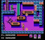 Teenage Mutant Ninja Turtles NES Area 4 - Underpass 17