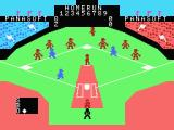MSX Baseball II MSX You've hit a homerun!