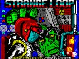 Strange Loop ZX Spectrum Loading screen