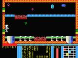 Strange Loop MSX Various objects flying around