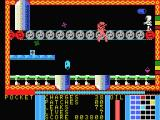 Strange Loop MSX Pick up objects on your way to the Contol Room
