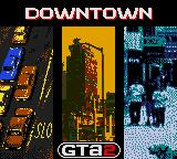 Grand Theft Auto 2 Game Boy Color The first stage.